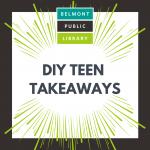 DIY Teen Takeaway: Shrinky Dinks