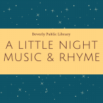 A Little Night Music and Rhyme