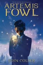 REMOTE VIA ZOOM: Teen Book Club: Artemis Fowl