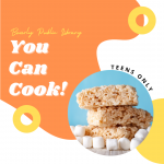 REMOTE VIA GOOGLE MEET: You Can Cook for Teens