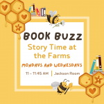 Book Buzz: Story Time at the Farms