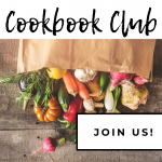 REMOTE VIA ZOOM: Cookbook Club: Vegetarian Feast!
