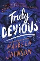 REMOTE VIA ZOOM: Teen Book Club: Truly Devious