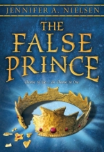 Pizza Book Club: The False Prince