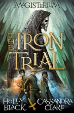 Pizza Book Club: The Iron Trial
