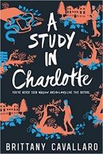 REMOTE VIA ZOOM: Teen Book Club: A Study in Charlotte