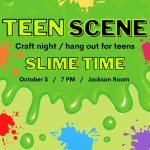 Teen Scene at the Farms: Slime Time