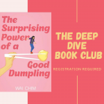 REMOTE VIA ZOOM: The Deep Dive Book Club