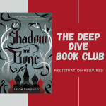 REMOTE VIA GOOGLE MEET: The Deep Dive Book Club