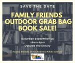 Family Friends Grab Bag Book Sale