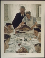 The Holiday Art of Norman Rockwell