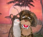"""""""Aesop's Fables"""" a virtual puppet show presented by Drawbridge Puppets (for all ages)"""