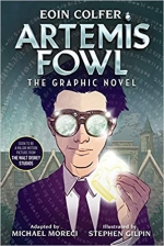 Virtual Teen Program - Graphic Novel Club - Artemis Fowl by Colfer  adapted by Moreci