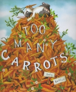 """""""Too Many Carrots"""" Book Club (ages 3.5 - 8 years old)"""