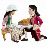 """VIRTUAL """"Cinderella"""" presented by Tanglewood Marionettes (for all ages)"""