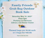 Spring Grab Bag Book Sale (Family Friends)