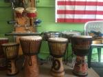 Drums Memory Cafe