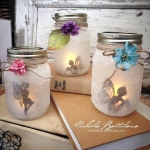 Young Adult Program - Frosted Fairy Jars