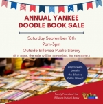 Family Friends Annual Yankee Doodle Book Sale