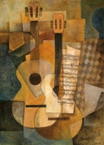 Teen Program - In Person - The Art of Sculpture: Recreate Piccasso's Guitar