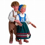 """VIRTUAL """"Hansel & Gretel"""" presented by Tanglewood Marionettes (for all ages)"""