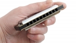 Teen Program - In Person - The Art of Music: Learn to Play the Harmonica Workshop