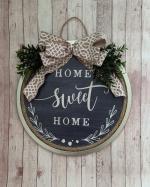 Virtual Teen Program - Home Sweet Home Door Decor