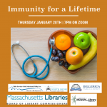 Virtual Adult Program - Immunity for a Lifetime