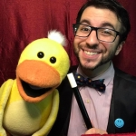 """""""Fairy Tale Fun Time"""" With Mr. Chris and Lucky Ducky (All ages!)"""