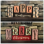 Young Adult Program--Create a Reversible Holiday Sign