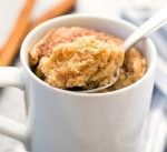 Virtual Teen Program - Simply Focused Meals - Snickerdoodle Mug Cake