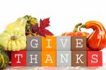 Thanksgiving Make-N-Take