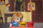 """""""Goldilocks & The 3 Bears"""" a virtual puppet show presented by Drawbridge Puppets (for all ages)"""
