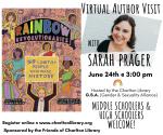 Sarah Prager Virtual Author Visit