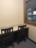 Study Room 2 - Corner Room