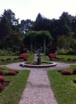 Native Plants in the Garden at Glen Magna
