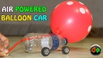 STEM Saturday:  Balloon Powered Cars
