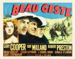 Classic Cinema Sunday: Beau Geste (1939)