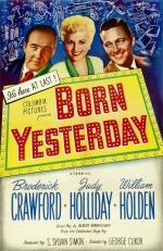 Classic Cinema Sunday: Born Yesterday (1950)