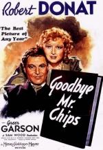 Classic Cinema Sunday: Goodbye Mr.Chips (1939)