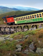 History of the Cog Railway on Mount Washington