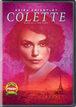Second Wednesday Movie- Colette