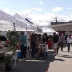 DPL at the Farmers' Market
