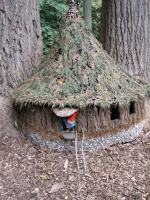 Fairy and Gnome House Building