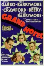 Classic Cinema Sunday: Grand Hotel (1932)
