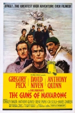 Classic Cinema Sunday: The Guns of Navarone (1961)