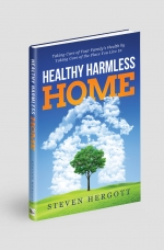 "Local author Steven Hergott ""Healthy Harmless Home"""