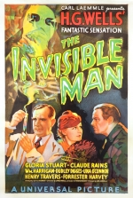 Classic Cinema Sunday: The Invisible Man (1933)