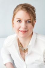 Best-selling author Linnea Hartsuyker