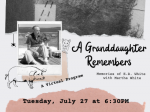 A Granddaughter Remembers: Memories of E.B. White with Martha White